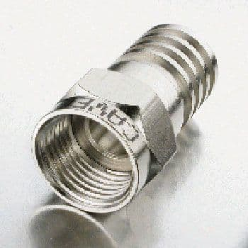 F125 - F Male Crimp Connector for QF125/WF125