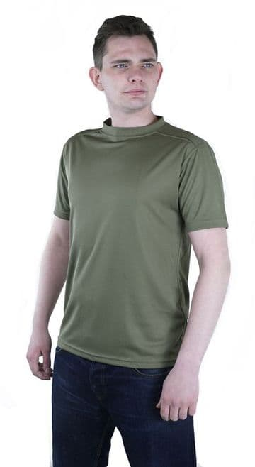 British Combat T-Shirt - Moisture Wicking (Pack of 30)