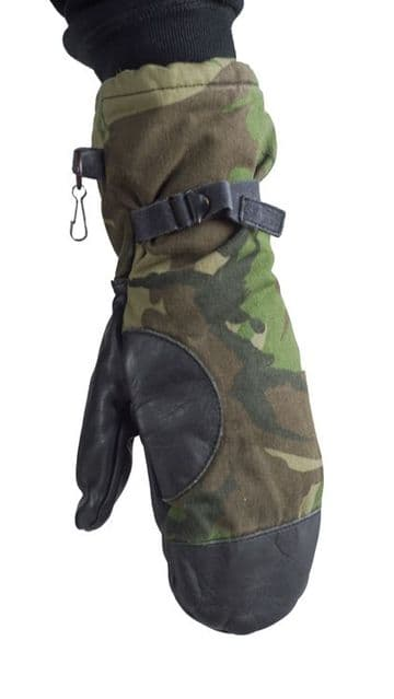 Dutch Camo Cold Weather Mitts (Pack of 10 or 30)
