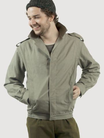 French Grey Blouson Jacket (Pack of 10)