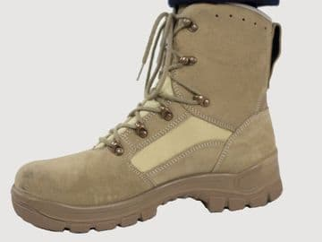 German Army Desert Boots - Grade 1 (Pack of 10)