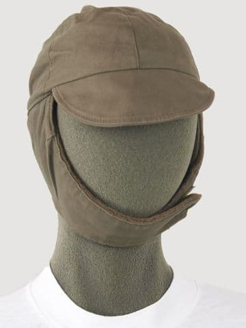 German Cold Weather Hats – Olive Green (Pack of 10)
