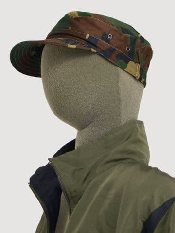 Italian Camouflage Field Caps (Pack of 10)