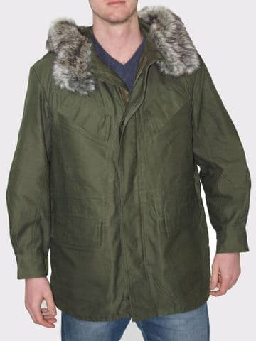 NATO Fur Trimmed Vintage Parka (Pack of 3)