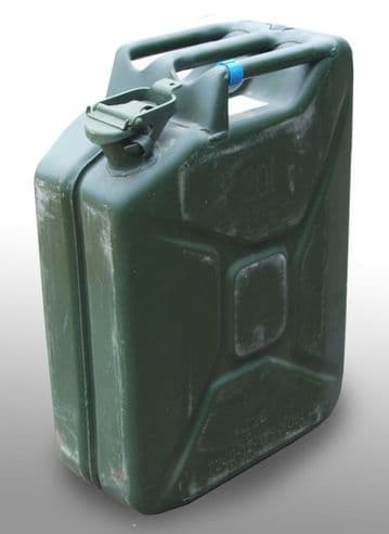 NATO Jerry/Petrol/Fuel Cans  Grade 1 (Pack of 5)