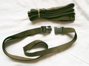 Polyester Utility Strap - with quick release buckle (Pack of 10 or 100)