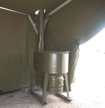 Swedish Army Field Oven