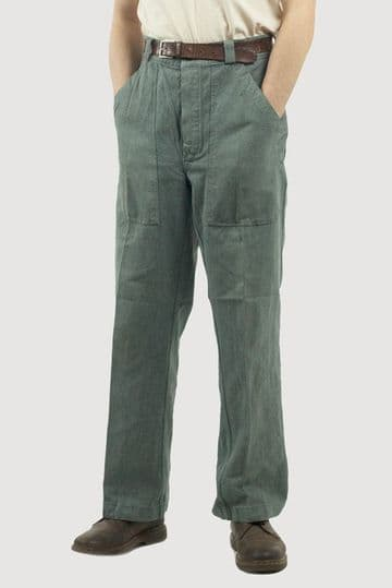 Swiss denim work trousers (Pack of 5)