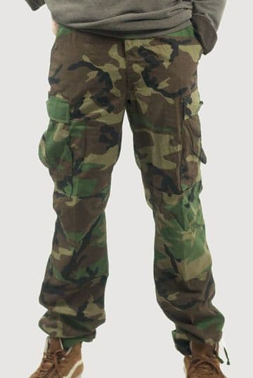 US Woodland BDU Trousers (Pack of 10)