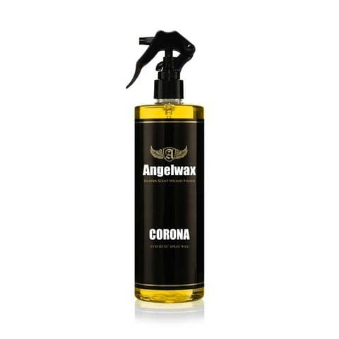 Angelwax Corona Synthetic Spray Wax 250ml