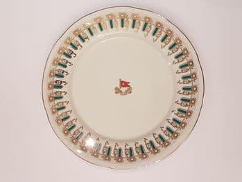 'Titanic' - 1st Class Dinner Plate