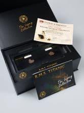 "'Titanic - Legacy Collection' Bollard & ""Big Piece"" Fragments"