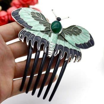 'TITANIC' Rose DeWitt Bukater's Butterfly Comb