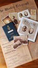 'Titanic – Waiting For Orders' Set - Philip Littlejohn