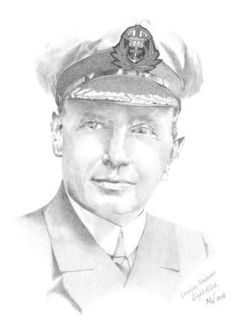 2nd Officer Charles Herbert Lightoller