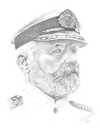 Captain Edward John Smith