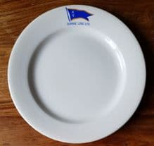 Currie Line Dinner Plate