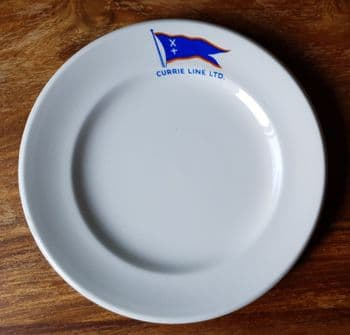 Currie Line Side Plate