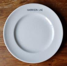 Harrison Line Salad Plate