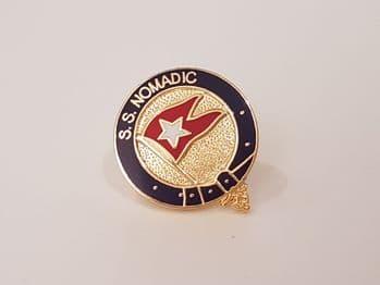 Lapel / Tie Pin Badge