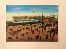 Nomadic in Belfast Postcard