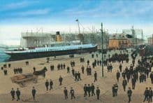 Nomadic & Titanic - Ready for Launch at Harland & Wolff, Belfast