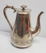 Original  1st Class Coffee Pot.