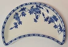 Red Star Line 2nd Class Crescent-Shaped Vegetable Dish