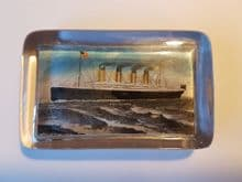 RMS Olympic Paperweight