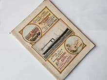 SS Baltic 1924 Cruise  Booklet