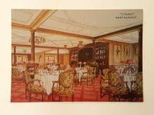 Titanic A La Carte Restaurant