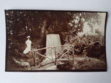 Titanic Chief Designer,Thomas Andrews Honeymoon Photograph (2)