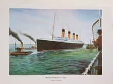 Titanic - Maiden Departure
