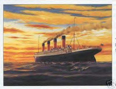 Titanic - The Final Sunset