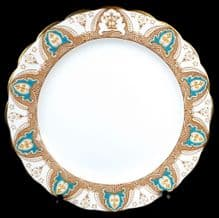 Ultra-Rare Early White Star Line 1st Class Dinner Plate