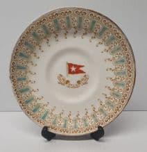White Star Line 1st Class Coffee Demitasse saucer