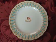 White Star Line 1st Class Salad Plate