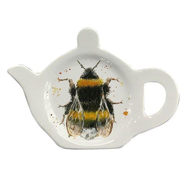 Bree Merryn Queen Bee Teabag Tidy Holder Kitchen Hygiene Melamine 11x8x2cm