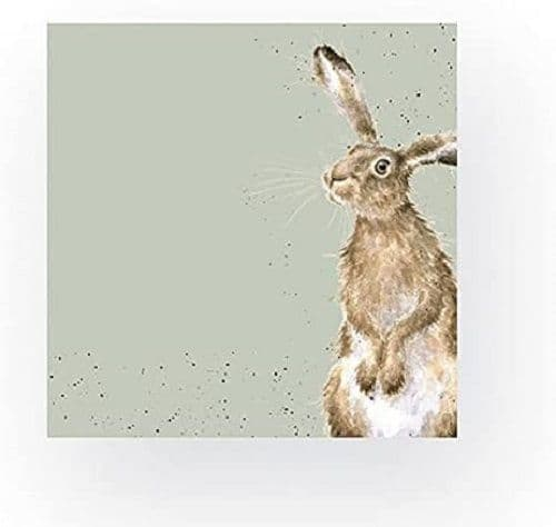 Wrendale Designs Hare and Bee 3-ply Eco-Friendly 20 Party Napkins Serviette 33cm