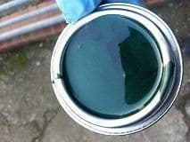 1 LITRE NEAT WHIZZ EMERALD GREEN PEARL CAR PAINT BASECOAT SOLVENT