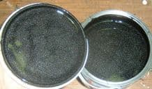 1 Lt Fantasy Midnight Blue Super Sparkle Black Metallic Basecoat Pearl Paint