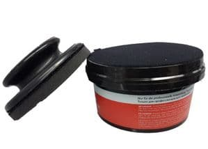 150g Black Dry Guide Coat Powder Shows Imperfections & Scratches on Paint