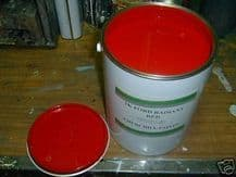 1L 2 Pack Ford Radiant Solid Red 2K Gloss Paint XSC 2251 CODE P