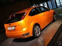 1L Ford Focus ST Electric Orange Pearl Basecoat Paint READY FOR USE