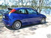 1L Ford RS Imperial Blue Pearl Basecoat Car Paint Code H XSC 2681