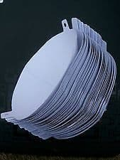 50 Disposable Medium Paint Strainers