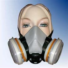 Gerson 2K Disposable Paint Spray Respirator Face Mask NOT AIR FED MASK CAR PAINT