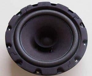 "2x CONSOLE LOUDSPEAKER 5"" 13CM NEW - ETYPE, MERCEDES & UNIVERSAL"