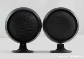 2x LOUDSPEAKER PODS NEW PAIR- 60s70s - UNIVERSAL