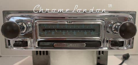 BECKER MEXICO Vintage Classic Car AM FM Radio 4x STEREO DAB+ BLUETOOTH USB MERCEDES 190SL PONTON